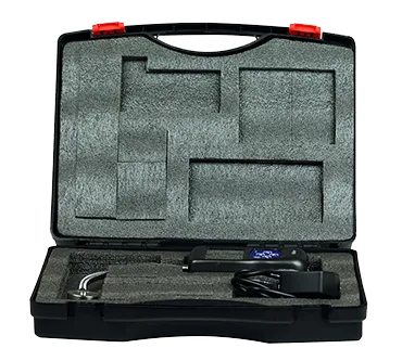 DINAMÔMETRO DIGITAL COM SENSOR DE CELULA DE CARGA EXTERNA EM FORMATO DE DISCO 1000kg - FG-3000R-10 - H330-375 - SHIMPO  - HOMIS.COM.BR