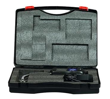 DINAMÔMETRO DIGITAL COM SENSOR DE CELULA DE CARGA EXTERNA EM FORMATO DE DISCO 500kg - FG-3000R-5 - H330-374 - SHIMPO  - HOMIS.COM.BR