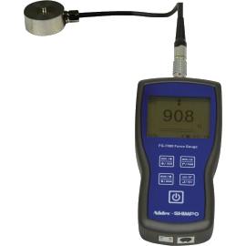 DINAMÔMETRO DIGITAL DE TRAÇÃO E COMPRESSÃO DE ALTISSIMA QUALIDADE 500kg - FG-7000L-M-5 - H330-381 - SHIMPO  - HOMIS.COM.BR