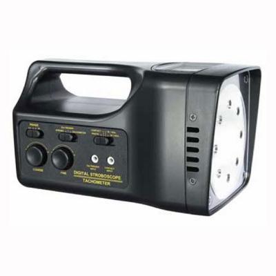 ESTROBOSCÓPIO DIGITAL LED ATÉ 99999 RPM - HES-2299 - HOMIS  - HOMIS.COM.BR