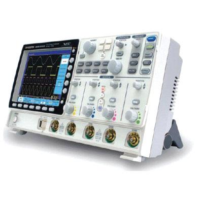 OSCILOSCÓPIO DIGITAL 150MHz 4 CANAIS - 5 GSa/s E TECNOGIA VPO - DISPLAY LCD 8 HD - GDS-3154 - GW INSTEK  - HOMIS.COM.BR