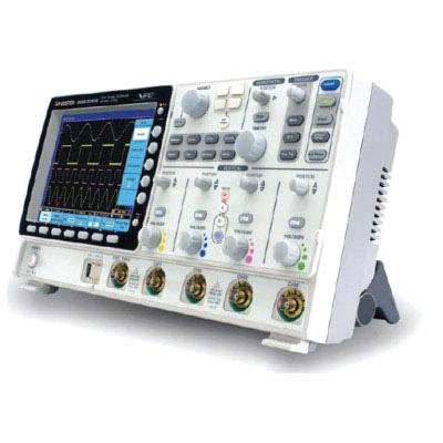 OSCILOSCÓPIO DIGITAL 350MHz 4 CANAIS - 5 GSa/s E TECNOLOGIA VPO - GDS-3354 - GW INSTEK  - HOMIS.COM.BR