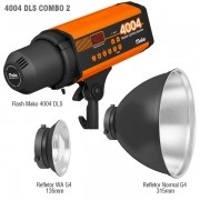 #Combo 2 - Flash Mako 4004 DLS - 110V