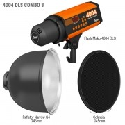 #Combo 3 - Flash Mako 4004 DLS - 220V