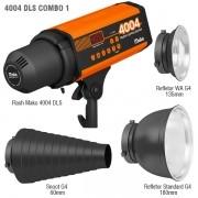 #Combo 1 - Flash Mako 4004 DLS - 110V