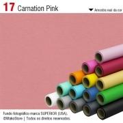 Fundo SUPERIOR | 17 Carnation Pink