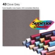 Fundo SUPERIOR | 43 Dove Grey