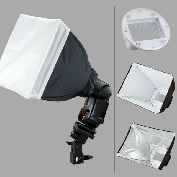 Kit Acessórios CA para Strobist  MOUNT CA3