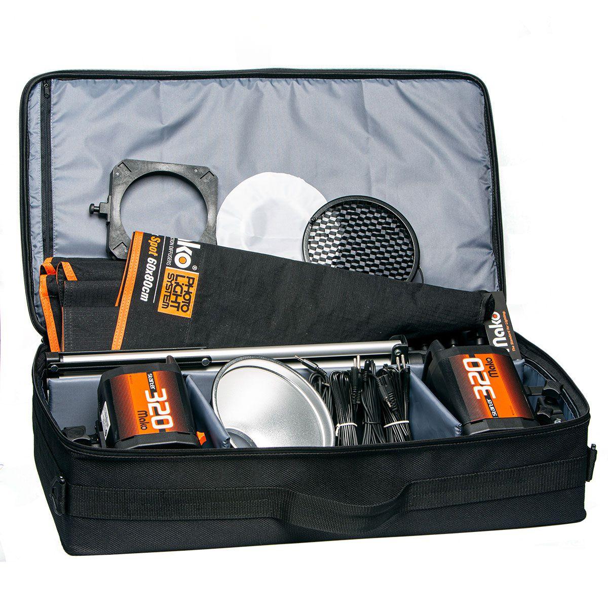 Bolsa Kit Starter Soft Case