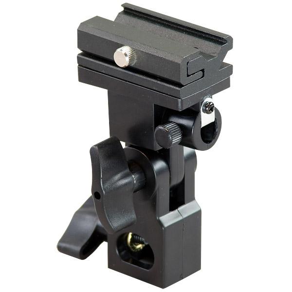 Strobist - Cabeça Giratória para Camera Flash