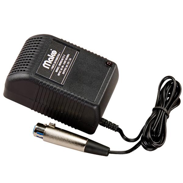 Carregador para bateria - Flash Mako 100DC e 3003DC
