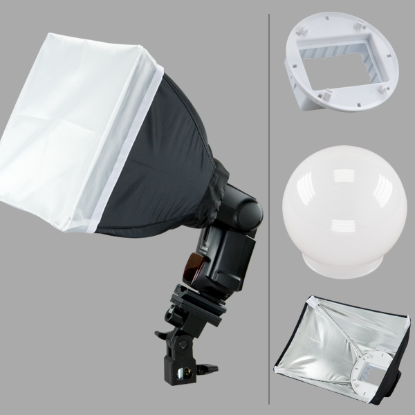 Kit Acessórios CA para Strobist  MOUNT CA2