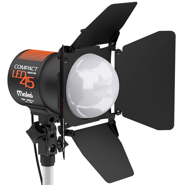 Compact LED 45 - Cooler Free