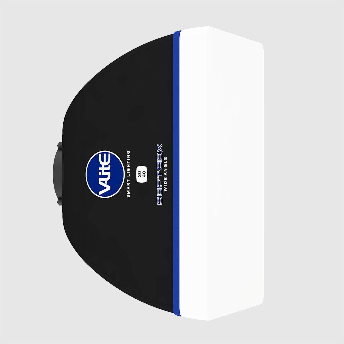 DIFUSOR DE LUZ SOFTBOX WIDE ANGLE 30 X 40 V-LITE