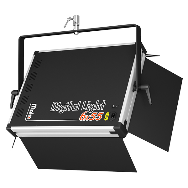 Digital Light 6x55 | com Dimmer