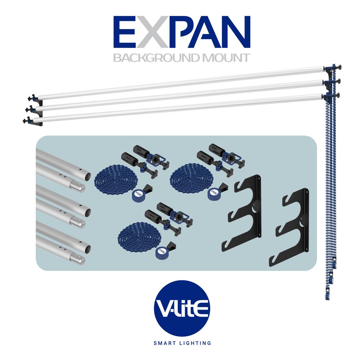 Kit para Parede com Expan V-LITE