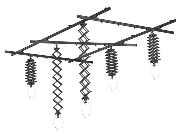 Kit Rail System 4050