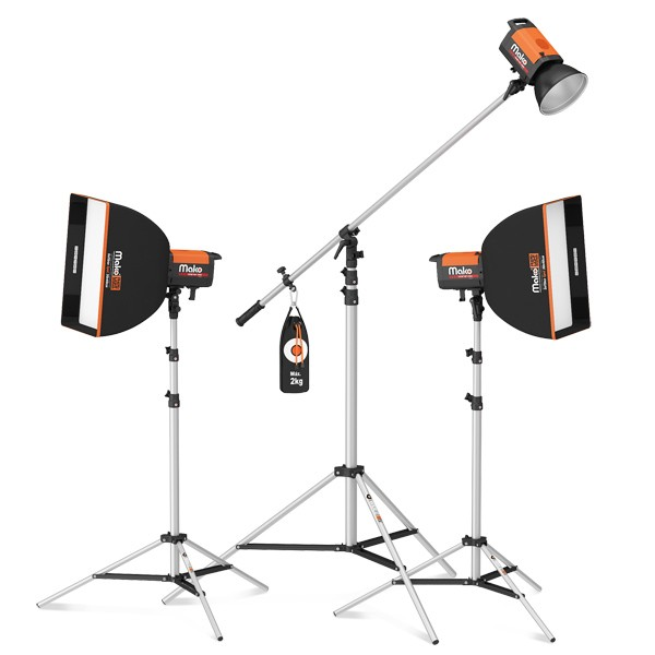 Kit Studio STARTER SOFT+BOOM