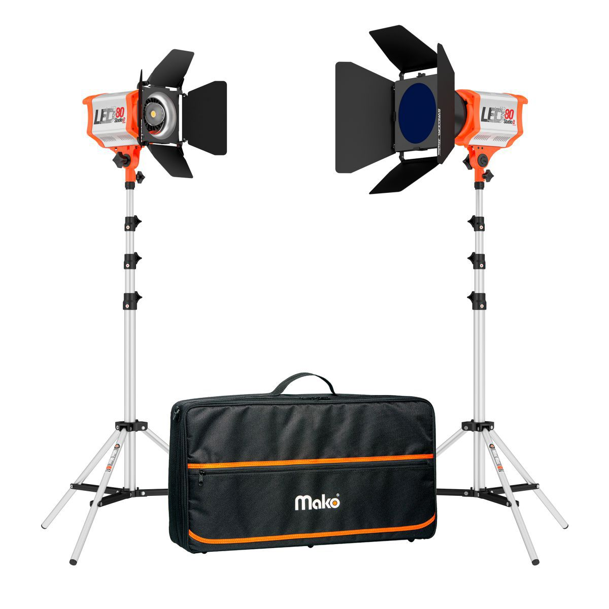 Professional LED Studio 80 Foto e Vídeo 1