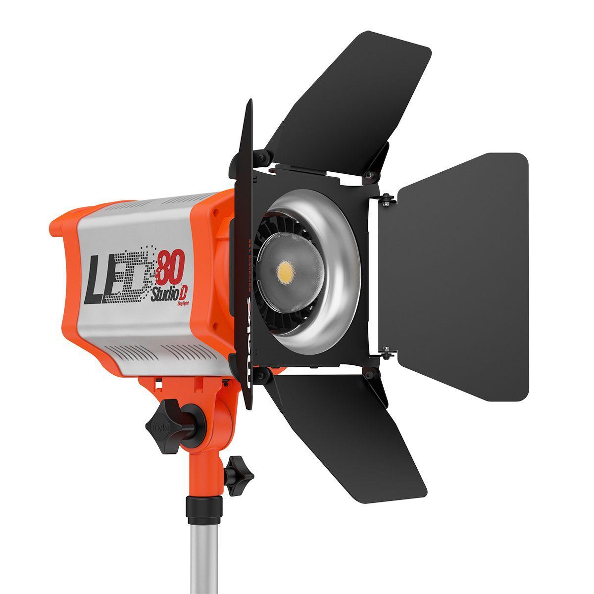 Professional LED Studio 80 Foto e Vídeo 1