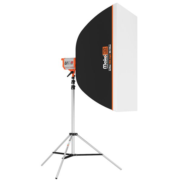 Professional LED Studio 80 Foto e Vídeo 2