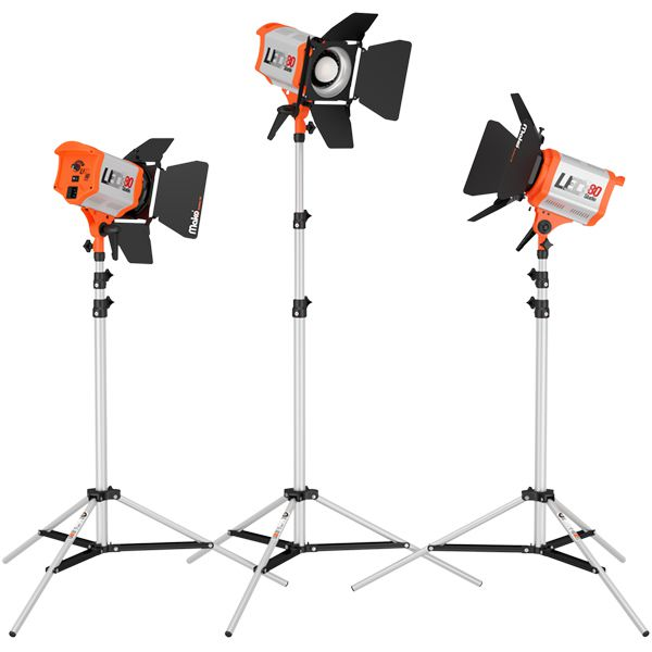 Professional LED Studio 80 Foto e Vídeo 5