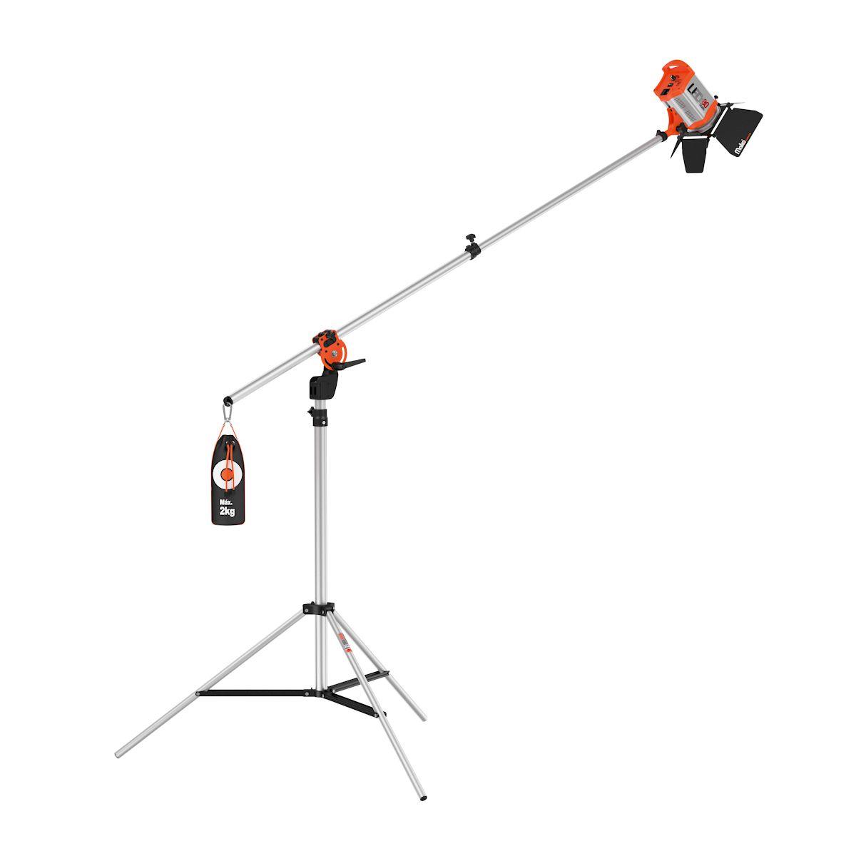 Professional LED Studio 80 Foto e Vídeo 6