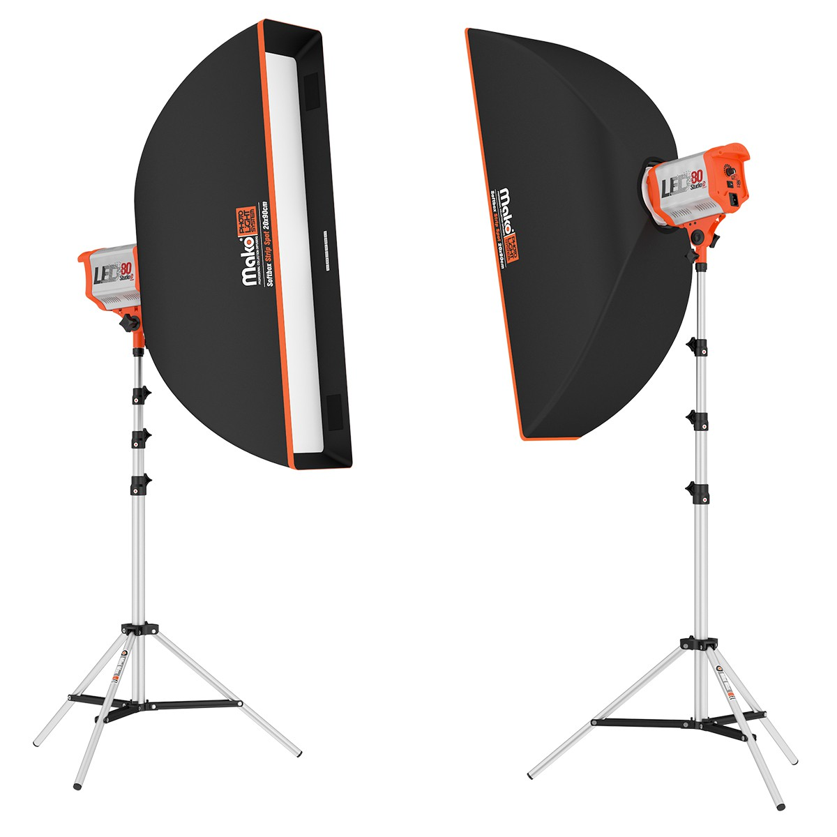 Professional LED Studio 80 Foto e Vídeo 7