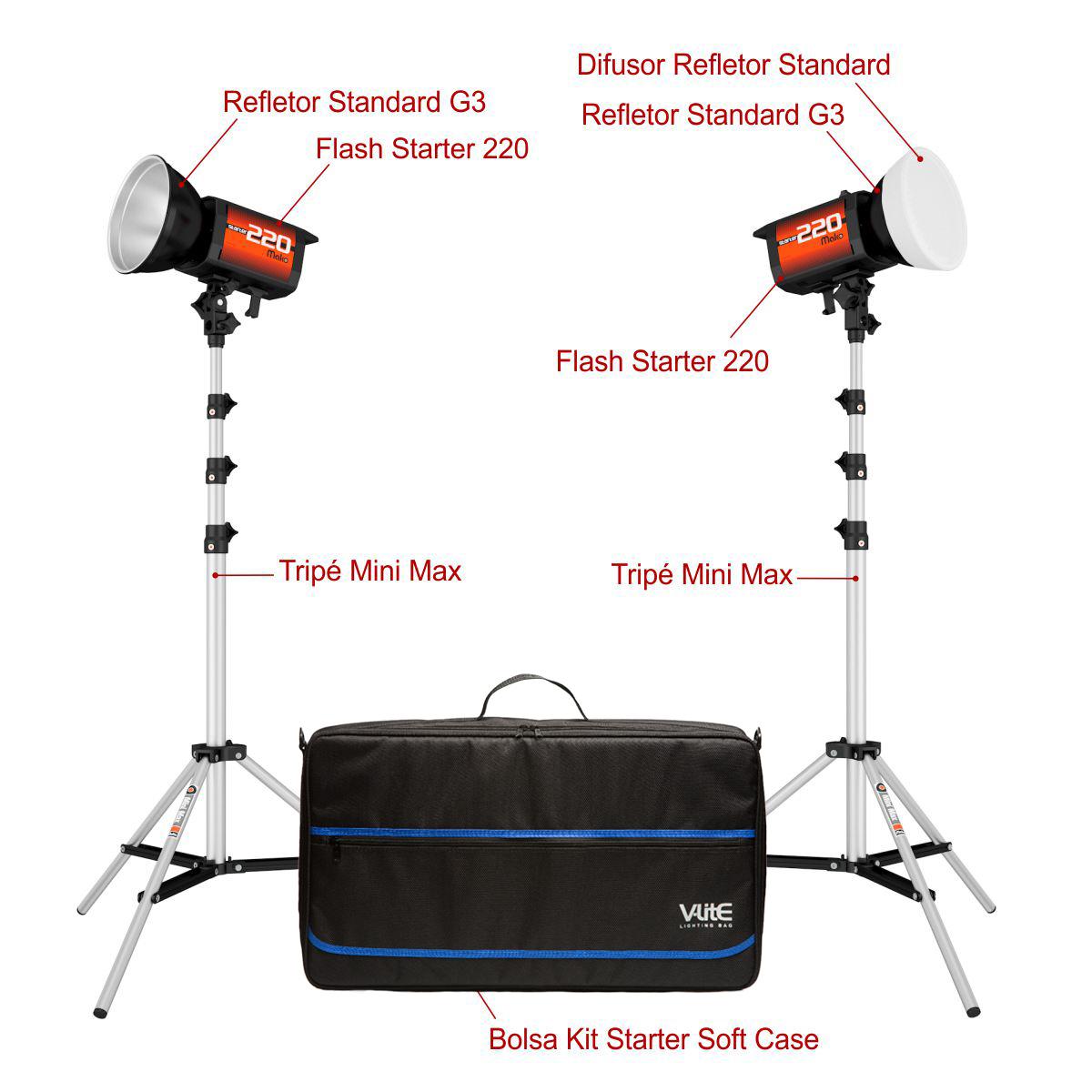 Professional Starter 1 - Digital Bivolt