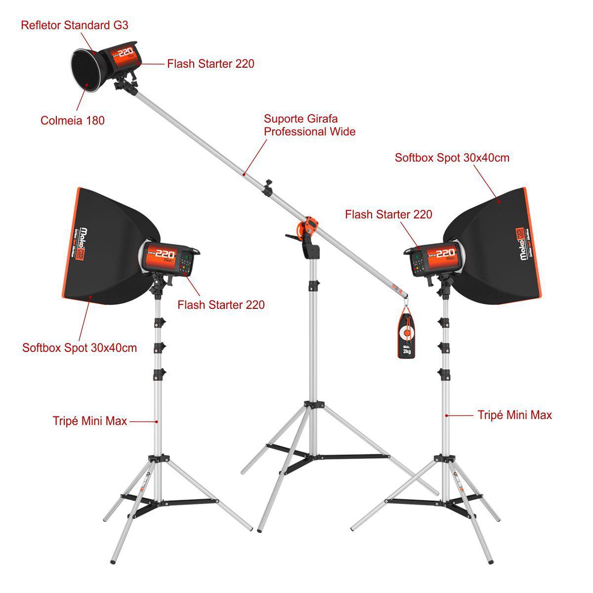 Professional Starter 5 - Digital Bivolt