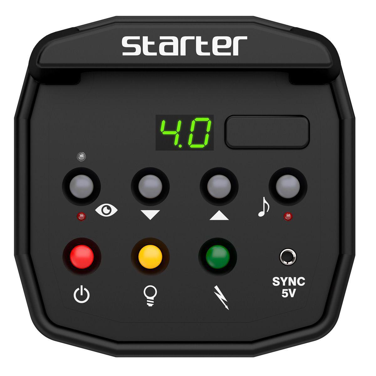 Professional Starter 4 - Digital Bivolt