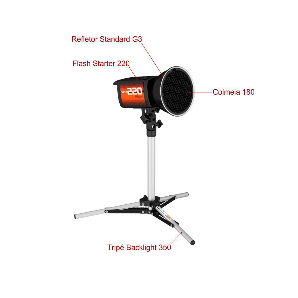 Professional Starter Backlight - Digital Bivolt
