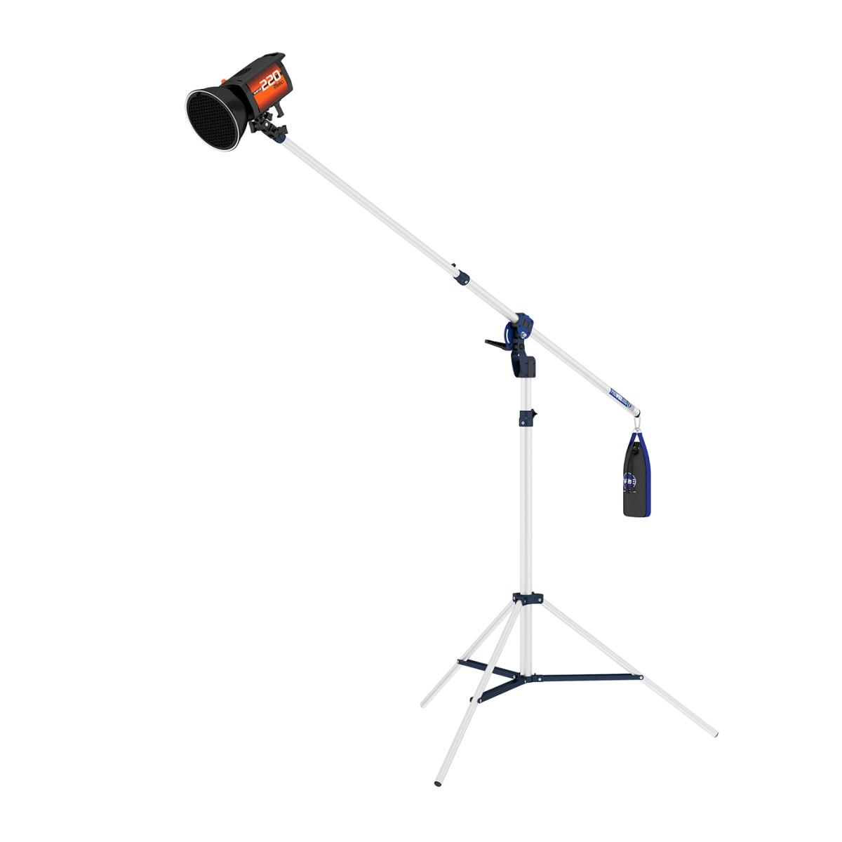 Professional Starter Lightboom - Digital Bivolt