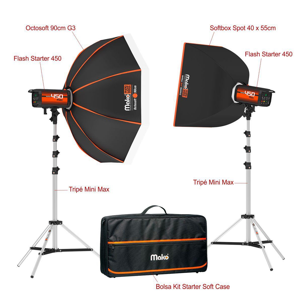 Professional Starter MAX 1 - Digital Bivolt