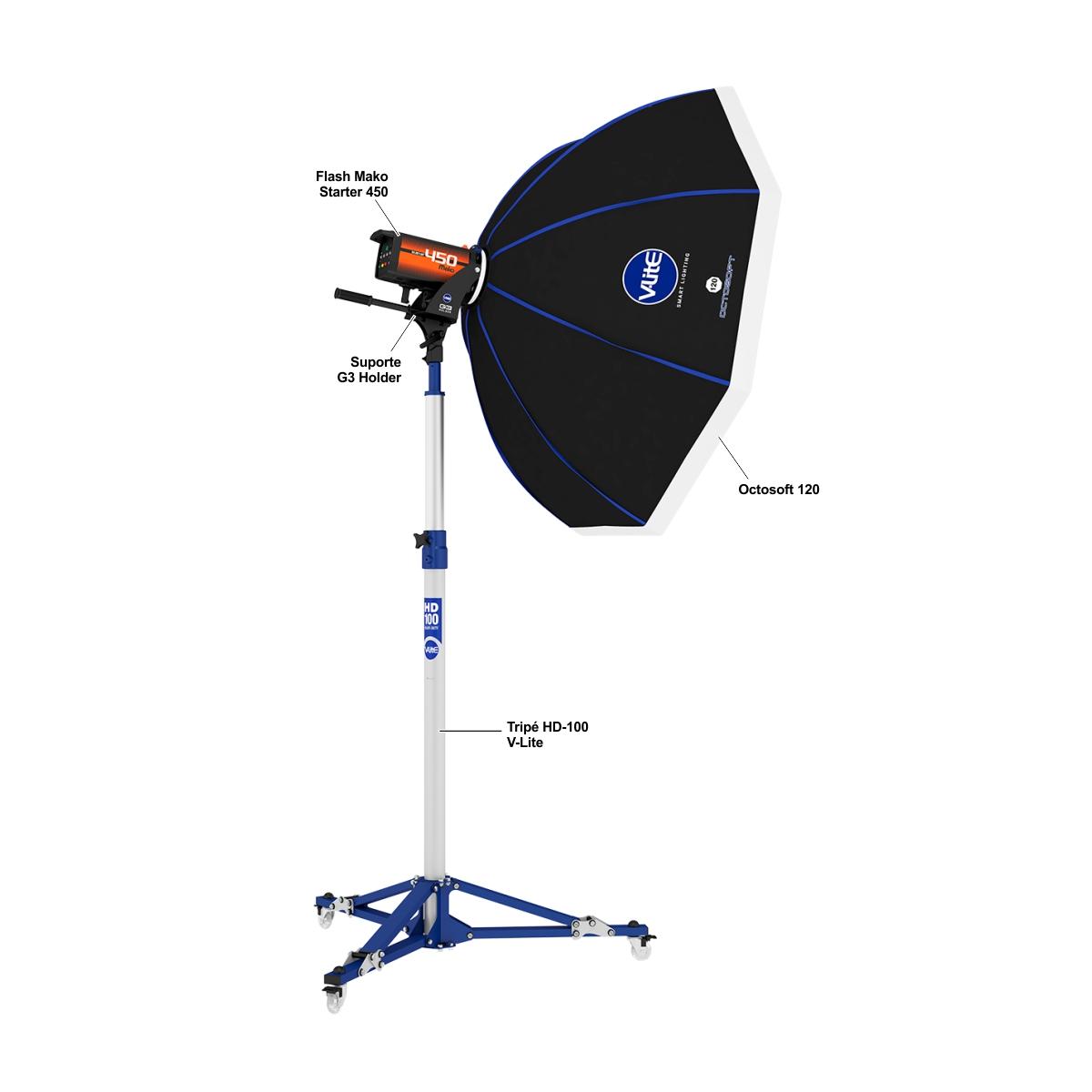 Professional Starter MAX 2 - Digital Bivolt