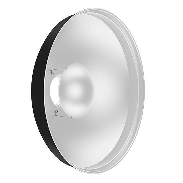Refletor Beauty Dish G4 - PRATA