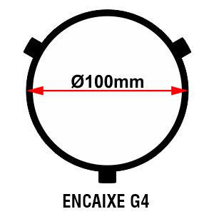 Softbox Spot 30x40cm G4