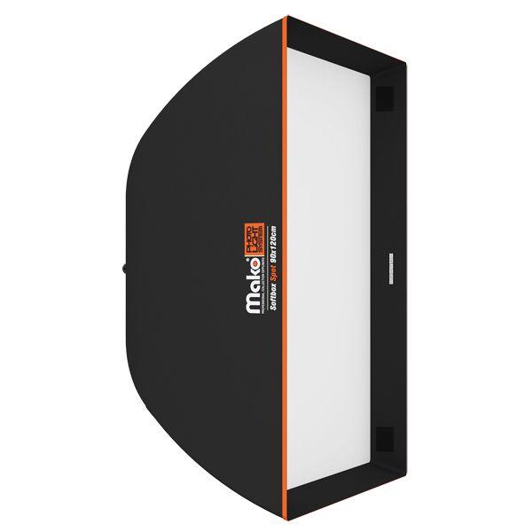 Softbox Spot 90x120cm G4