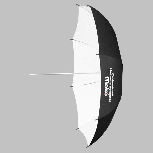 Sombrinha Rebatedora BRANCA - 91,5cm