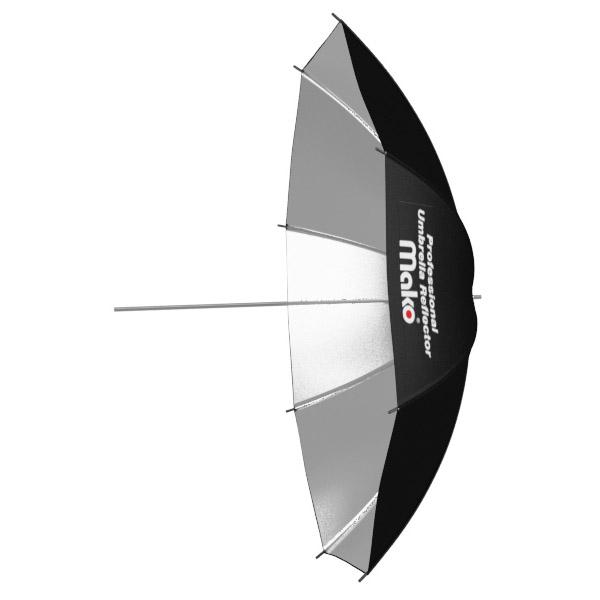 Sombrinha Rebatedora PRATA - 109,5cm
