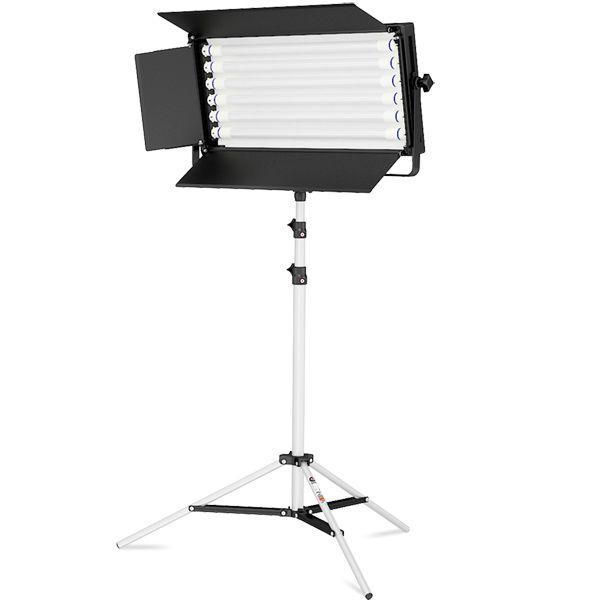 T-8 LED Light com tripé