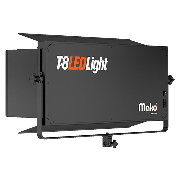 T-8 LED Light com tripé