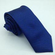 Gravata Azul Marinho Trabalhada