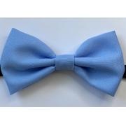 Gravata Borboleta azul serenity