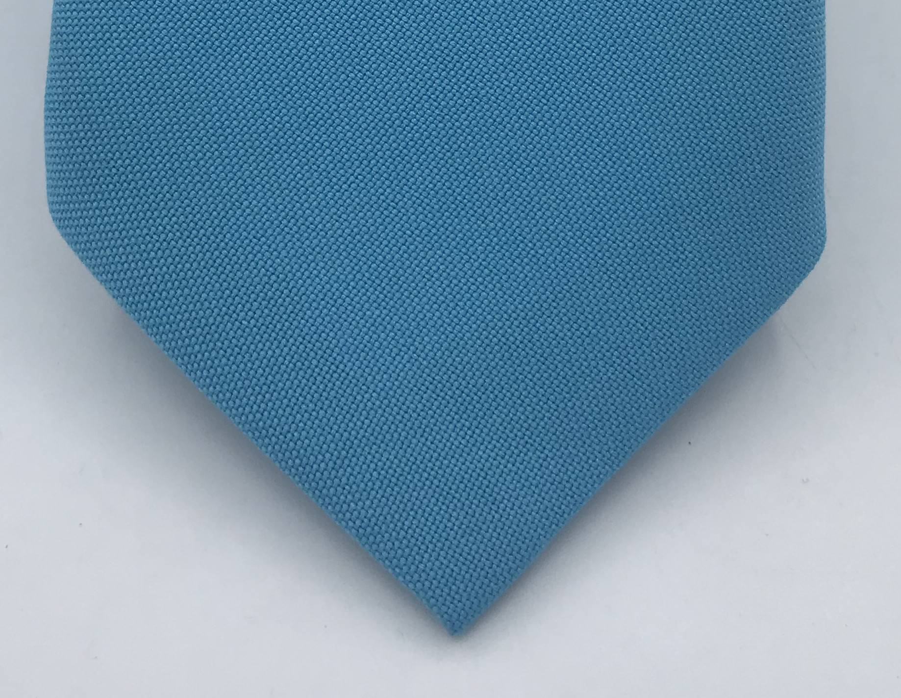 Gravata Azul Tiffany Lisa Fosca