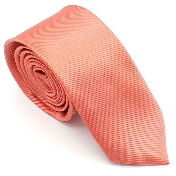 Gravata Coral Traballhada