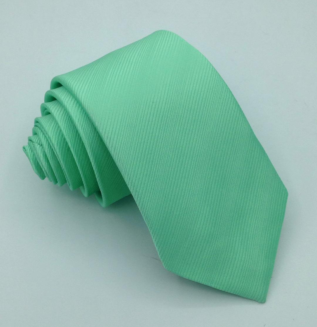 Gravata Verde Água (menta)