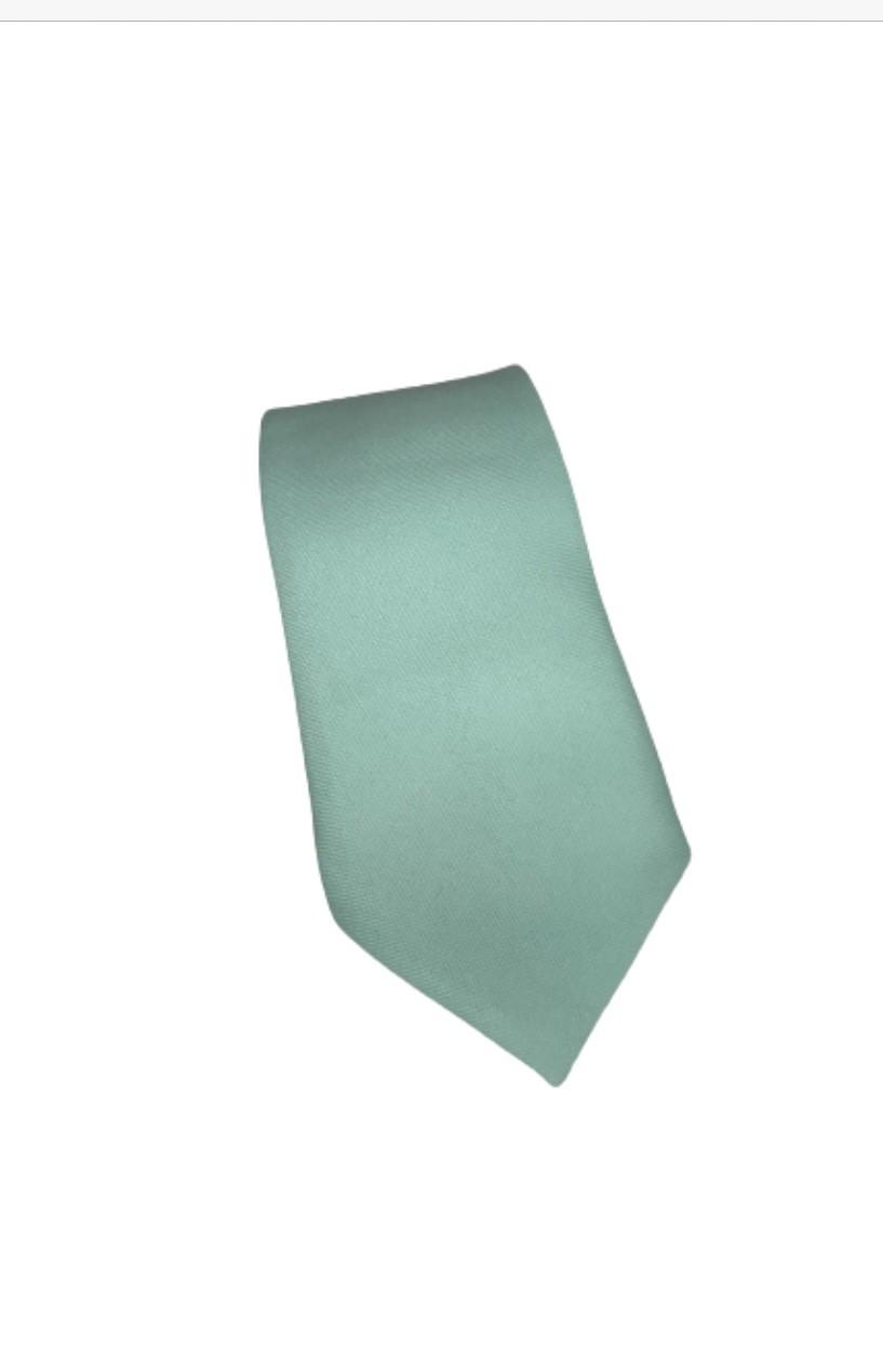 Gravata Verde tiffany lisa fosca
