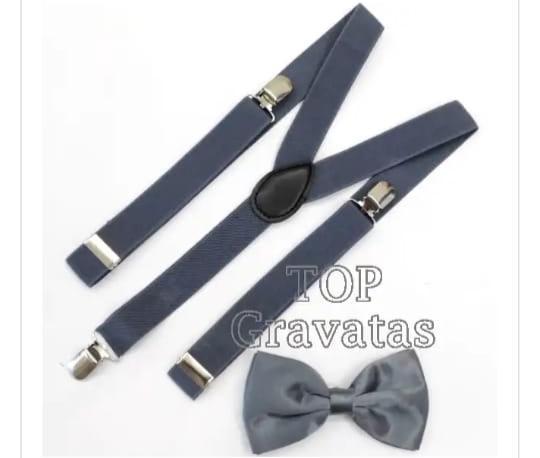 kit 30 gravatas, 15 cintos, 6 kits de suspensórios