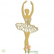 Bailarina 02 60cm